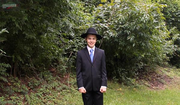 Avrohom Staum Bar Mitzvah 2014 Family Photos