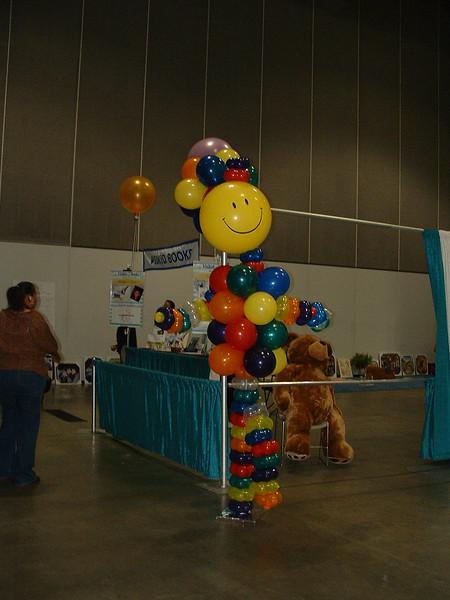 Balloons for kids world.