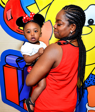 Baby Jayla's First Birthday Party