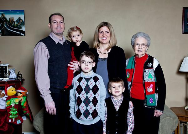 Banet Family 12 /2011