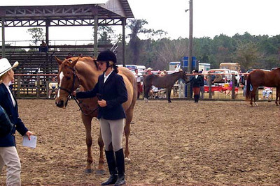 Alice & Red in Showmanship