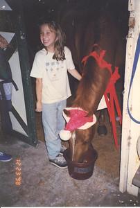 Kerry & Christmas Pony Shorty 001
