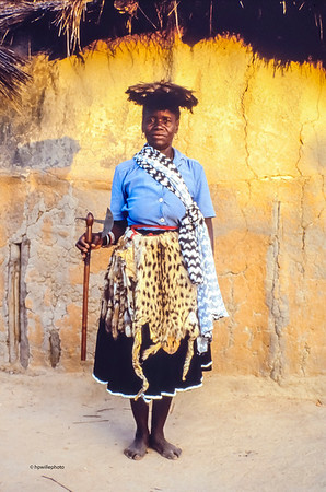 The Wife of the Village Chief