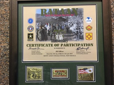You could have your certificate beautifully framed within a short wait - and for $65.
