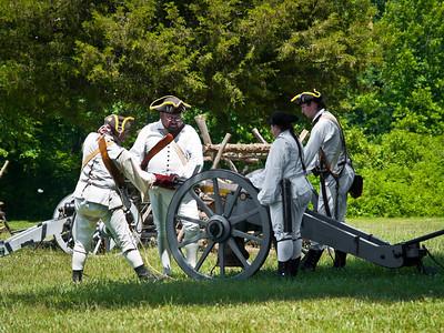 Monmouth Battle Scene 4
