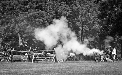 Monmouth Battle Scene 16