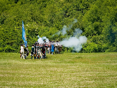 Monmouth Battle Scene 11