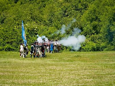Monmouth Battle Scene 11