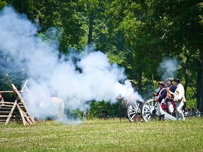 Monmouth Battle Scene 14