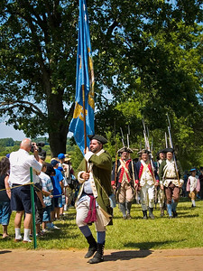 Monmouth Battle Scene 35