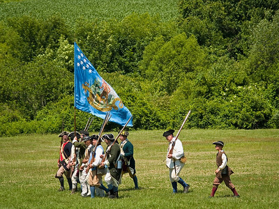 Monmouth Battle Scene 20
