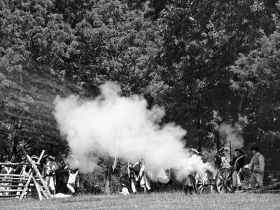 Monmouth Battle Scene 22