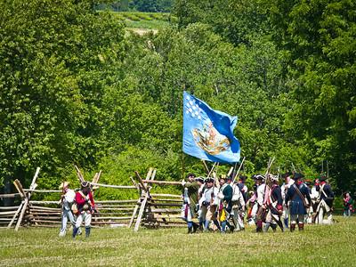 Monmouth Battle Scene 19