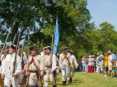 Monmouth Battle Scene 34