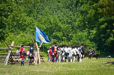 Monmouth Battle Scene 18