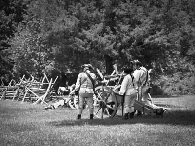 Monmouth Battle Scene 5