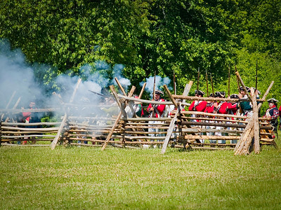 Monmouth Battle Scene 28
