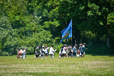 Monmouth Battle Scene 17