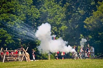 Monmouth Battle Scene 24