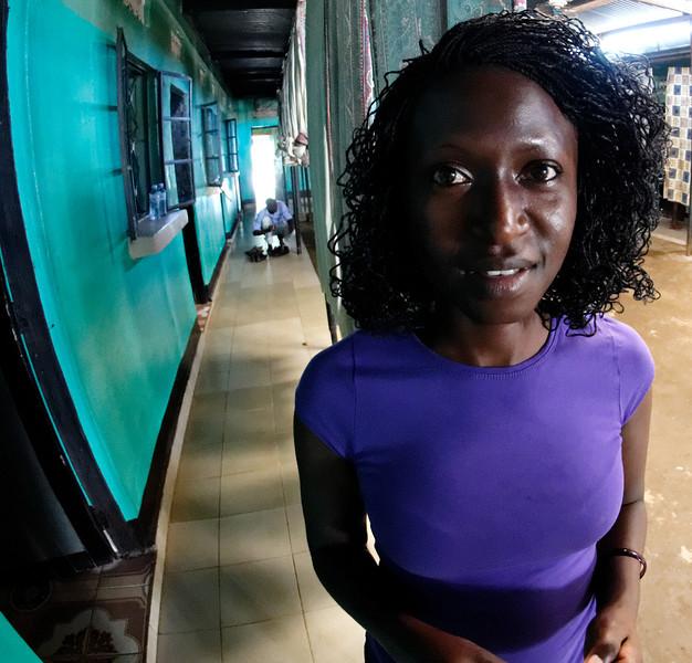 Co-worker Julie