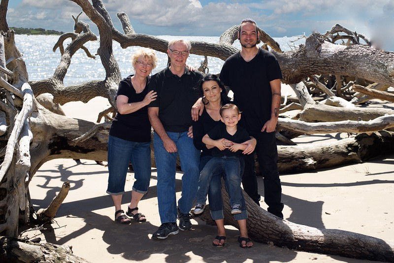 Bell Family Portraits