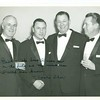 Bill Dudley with Toots Shor and two other gentlemen (02489)