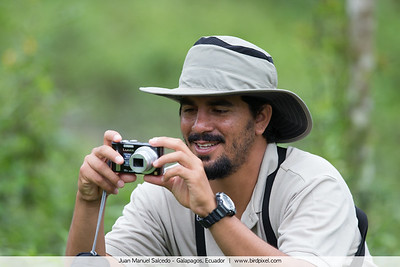 Juan Manuel Salcedo - Galapagos, Ecuador