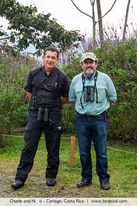 Charlie and Niño - Cartago, Costa Rica