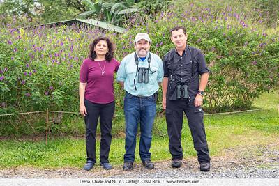 Leena, Charlie and Niño - Cartago, Costa Rica