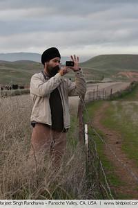 Harjeet Singh Randhawa - Panoche Valley, CA, USA