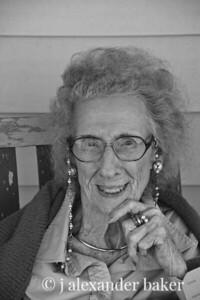 Edith at 92