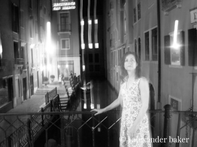 The ghost tourist of Venice