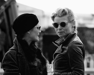 Are you looking at me - The Goodwood Revival 2017