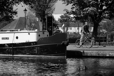 Goblin Moored - Kennet and Avon Canal Newbury -2