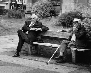 The Old Gent and the Chauffeur