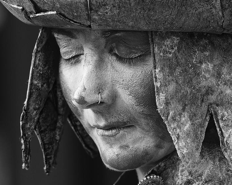 Living Statue Performancer - Bath September 31 2014 10x8