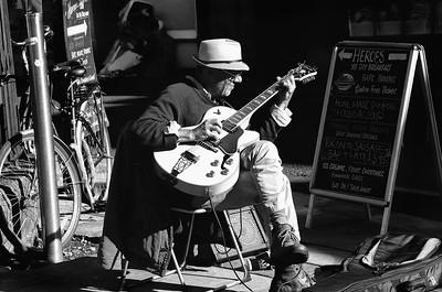 Oxford Guitar Hero Guitarist