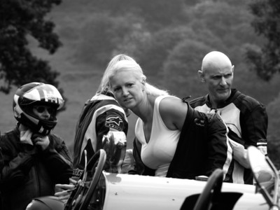 Changing Room - Prescott Speed Hillclimb - La vie en blue 2018