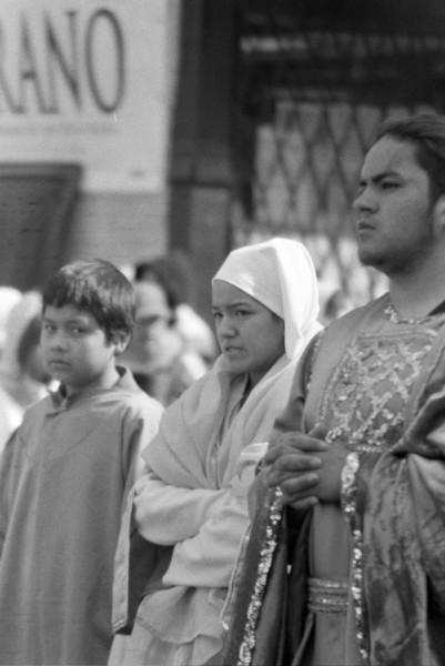 April 1, 2007 (Palm Sunday) Passion of Christ (Chicago-Pilsen)
