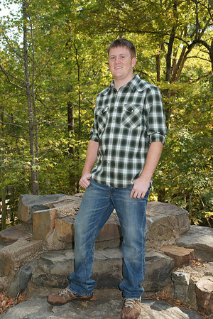 Blane Lindly senior 2012