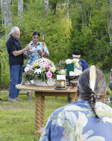 Bobs moms ceremony