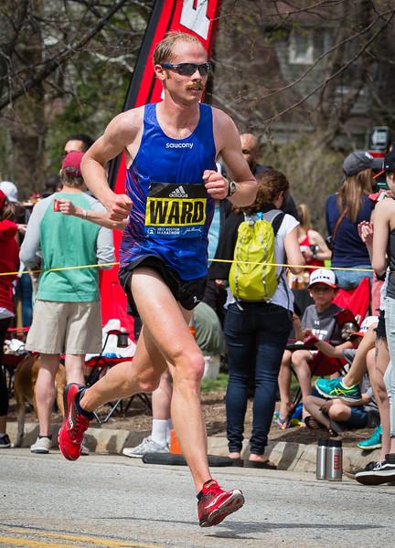 Men's Race Leader