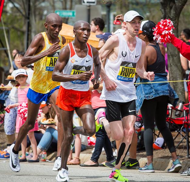 Men's Race Leaders