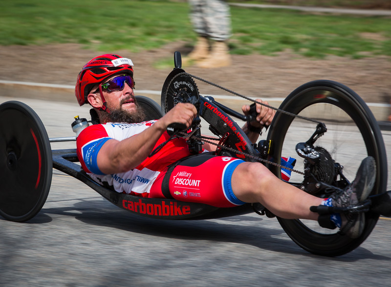 Handcycle Race