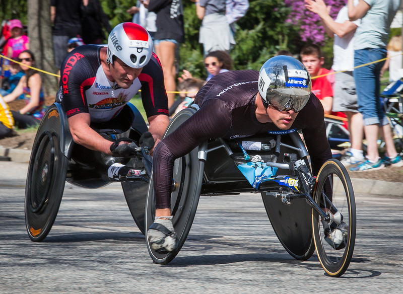 Men's Wheelchair Race
