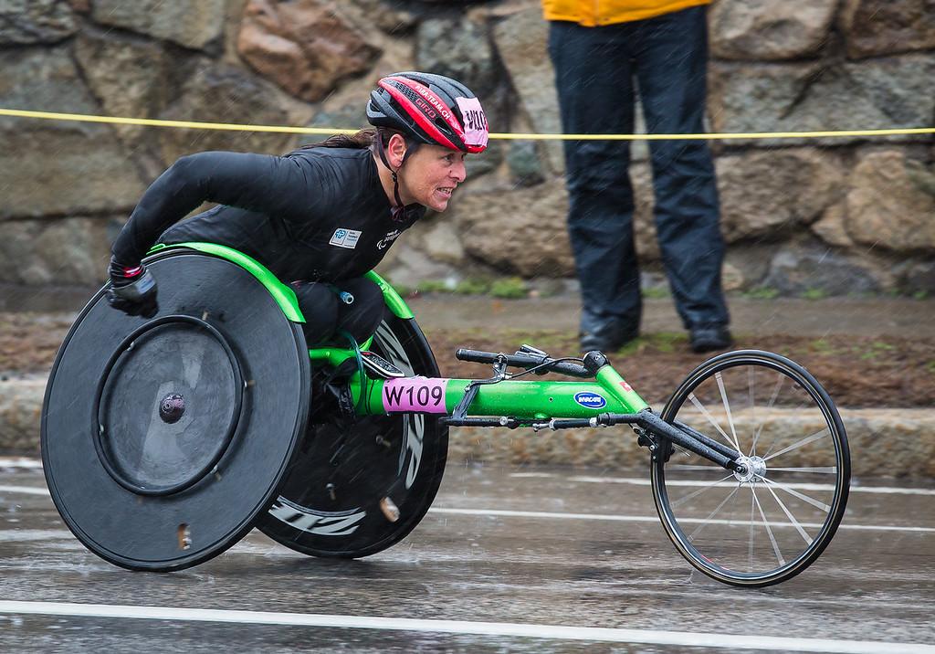 Women's Wheelchair Race