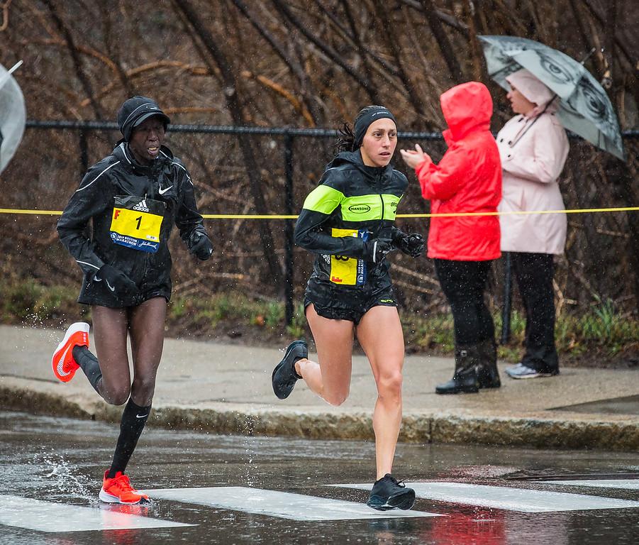 Women Runners Race