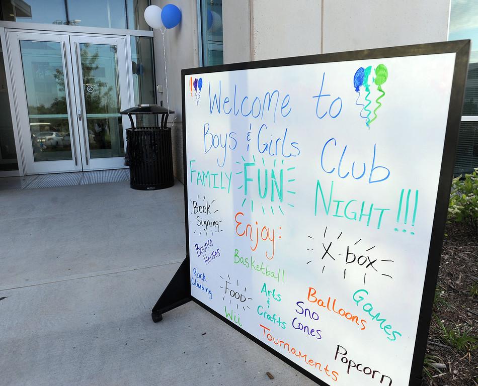 The Kroc Center celebrated the 2012 National Boys & Girls Club Week with a Family Fun Night.<br /> GWINN DAVIS PHOTOS<br /> gwinndavis@gmail.com  <br /> (864) 915-0411