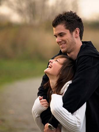 Brendan & Kristy at Serpentine