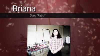 Briana - Retro 40's